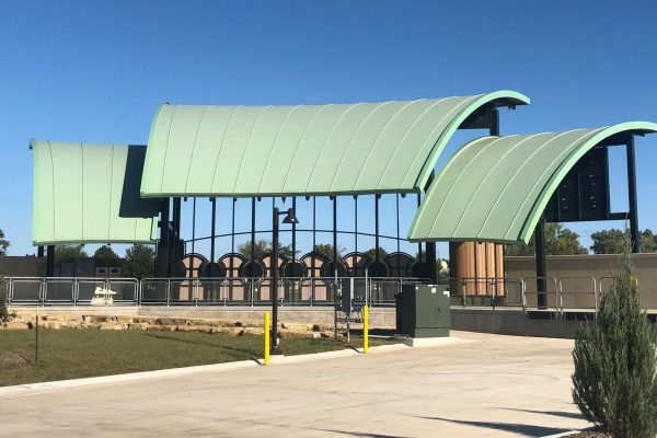 Capitol Federal Amphitheater Finished Buckley Roofing